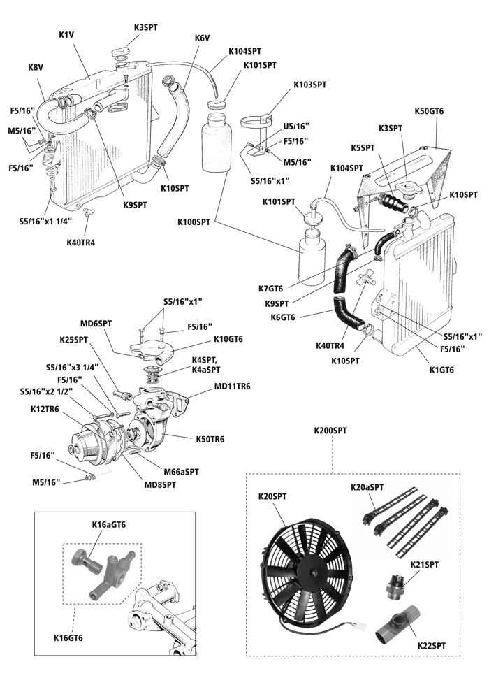 tr spitfire wiring diagram  tr  free engine image for user