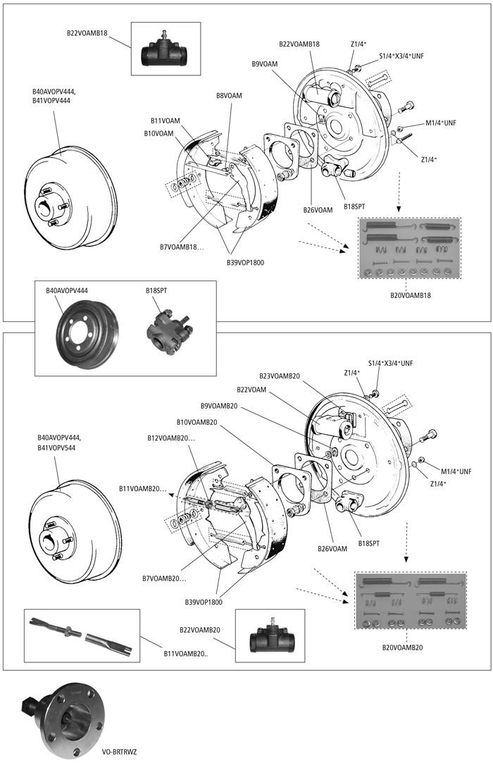 Austin Healey Drum Brake Diagram Wiring Diagram Electricity