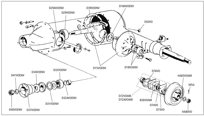 fiat 124 1978 engine diagram