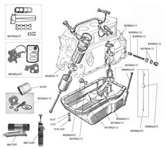 scion xa fuel filter location