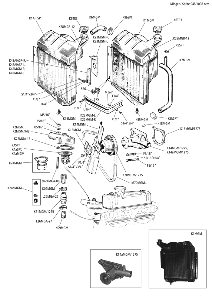 chevy ballast resistor wiring diagram with Mgb Parts Wiring on 350 Starter Solenoid Wiring Diagram further Resistor Electrical Circuit Diagram together with Starter Motor Wiring Diagram Chevy furthermore Amc Amx Wiring Diagram additionally Electronic Ignition Wiring Diagram 73 Corvette.